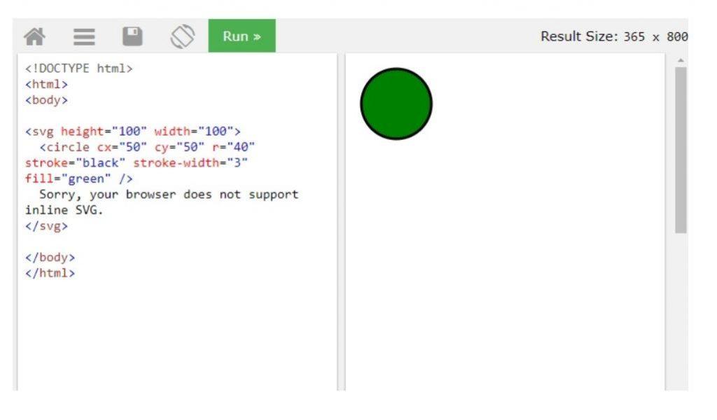 dùng SVG để ảnh nét