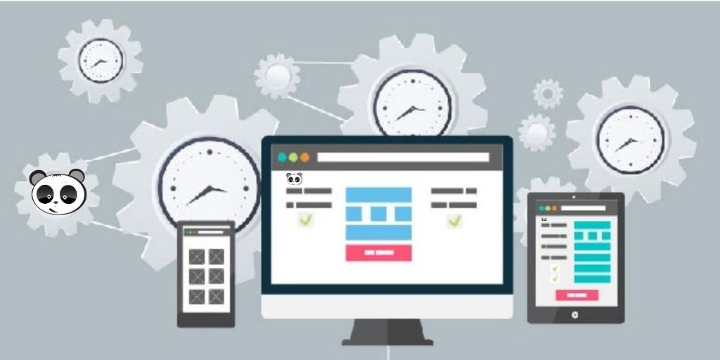 tiết kiệm thời gian thiết kế website thẩm mỹ viện
