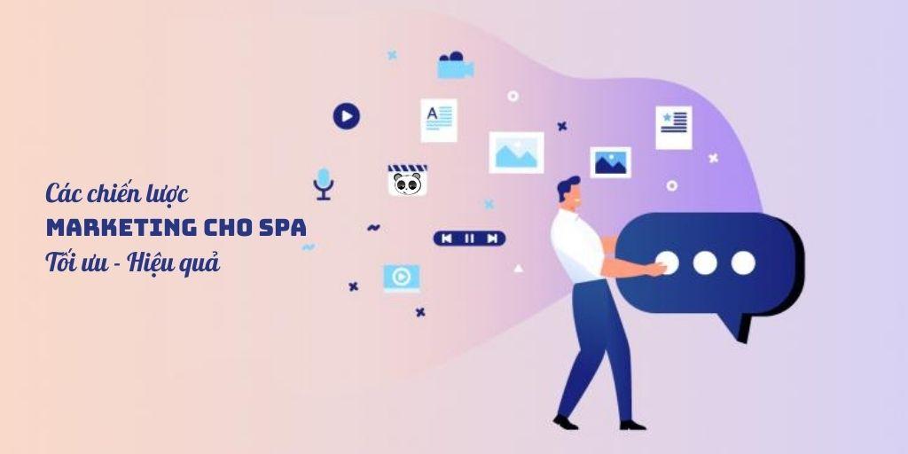 Các chiến lược marketing cho spa hiệu quả