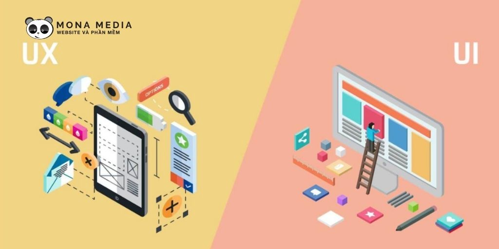 thiết kế website spa chuẩn UI/UX